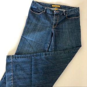 Seven jeans. Flare/wide leg. Size 14